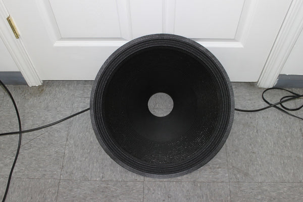 "21"" subwoofer cone + dustcap (lot of 30)"
