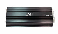 EMF Audio 4000 AF - 4,000 watt subwoofer amplifier