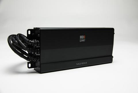 MB Quart NA2-500.5 500 watt micro 5 channel amp