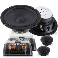 Sundown Audio SD-6.5CS Component Speakers