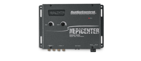 Audio Control Epicenter