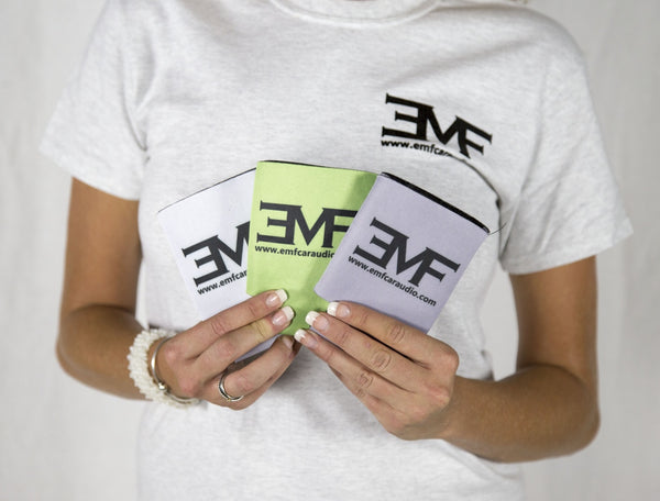 EMF Audio Coozie
