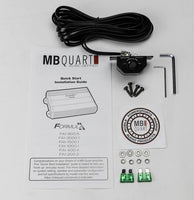 MB Quart FA1-1000.1 1,000 watt mono amp