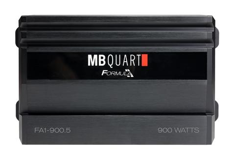 MB Quart FA1-900.5 400 watt 5 channel amp