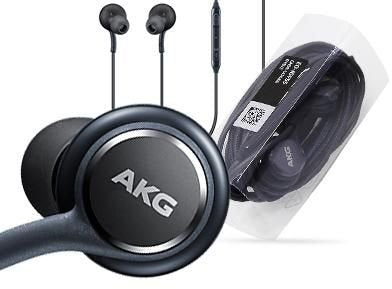 Samsung AKG Ear phones | 3.5 mm Jack | Super Bass | Fabric Cable