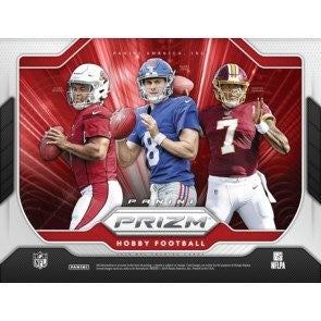 2019 Panini Prizm Football 12 box full case break #1