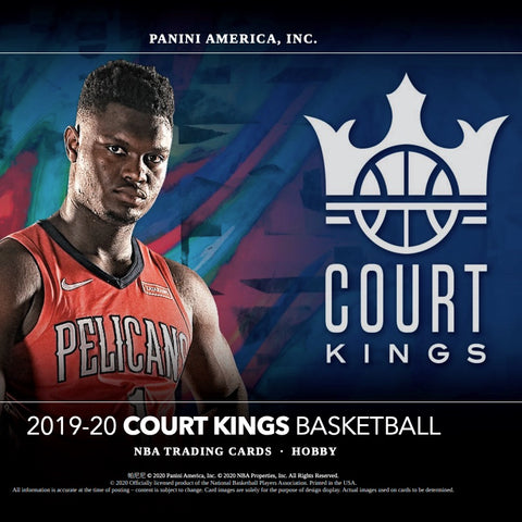 2019-20 Panini Court Kings Basketball Random Tiered Team 4 box break #4