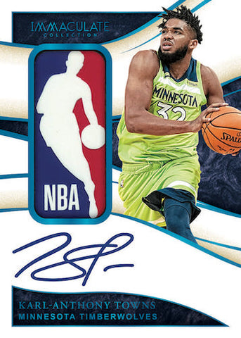 2019-20 Panini Immaculate Collection Basketball Random Team 1 Box Break #3
