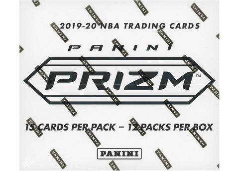 2 box Prizm Cello Basketball mixer (1 box 18-19, 1 box 19-20) random team #1