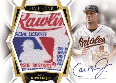 2019 Topps Five Star Baseball 8 box full case break pick your team #1