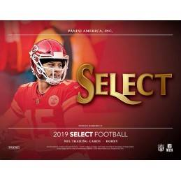 2019  Panini Select Football 6 box 1/2 case break #3