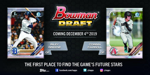 2019 Bowman Draft Jumbo 8 box full case break pick your team #1