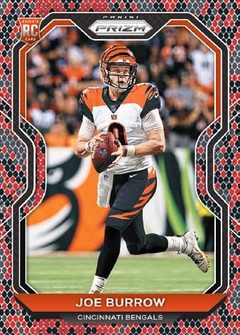 2020 Panini Prizm No Huddle Football Random Tiered Team 1 Box Break #69