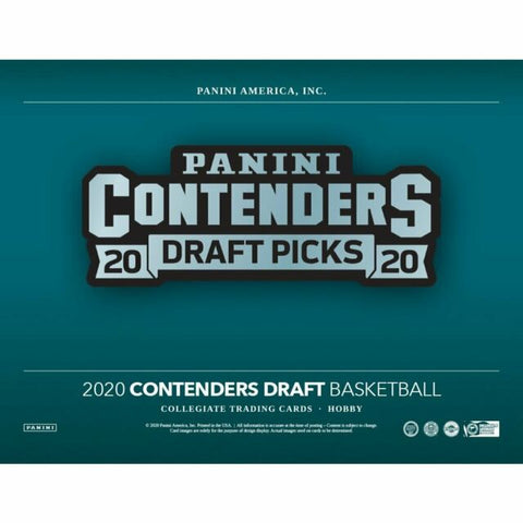 2020-21 Contenders Draft Picks Basketball 1 Box Random Pack Break #5