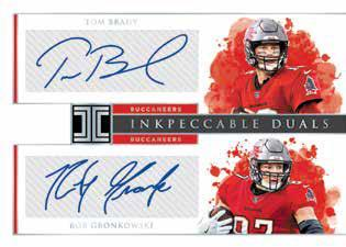 2020 Panini Impeccable Football Pick Your Team 3 Box Full Case Break #1