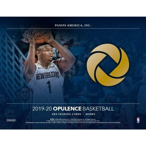 2019-20 Opulence Basketball Random Team 1 box 1/2 case break #1