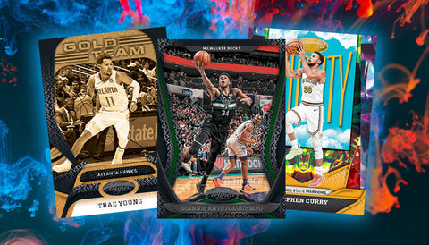 2020-21 Panini Certified Basketball Hobby Random Team 2 Box Break #3