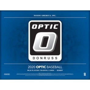2020 Donruss Optic Baseball 6 box half case break pick your team #1