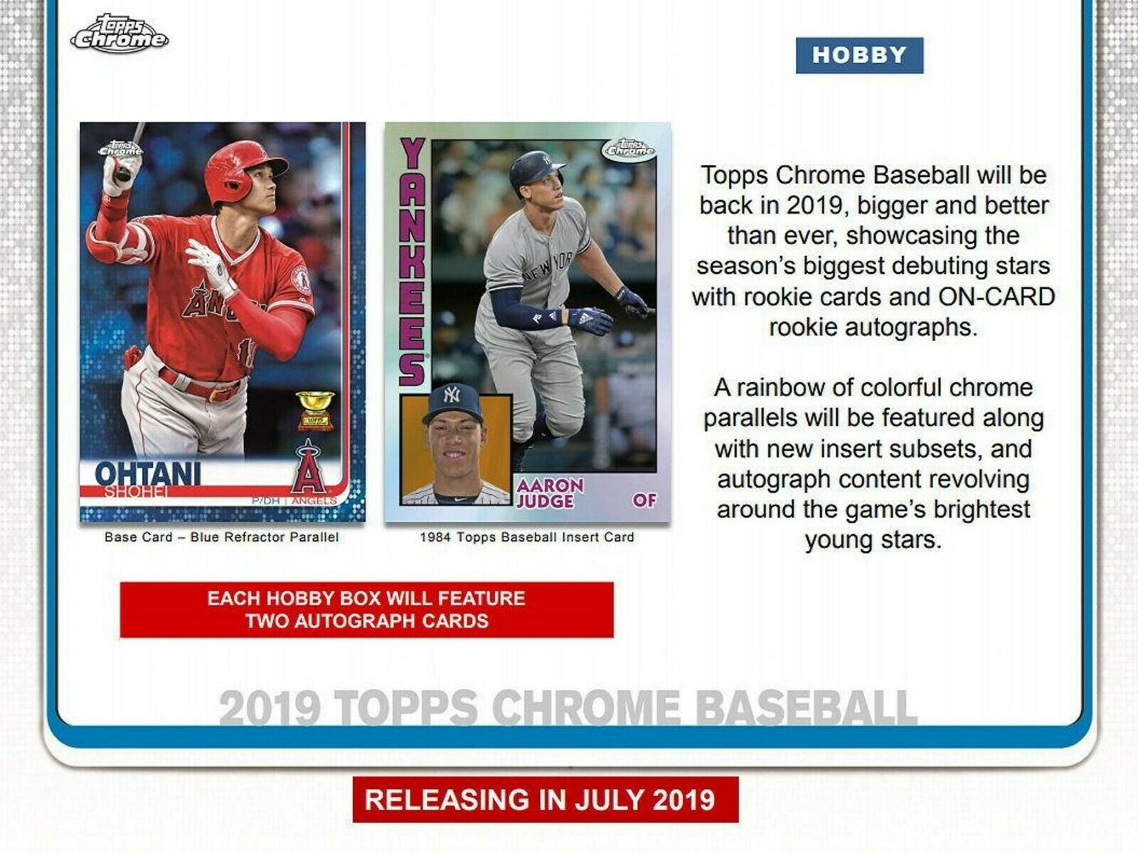 Topps Chrome Jumbo Baseball 4 box 1/2 case pick your team #2