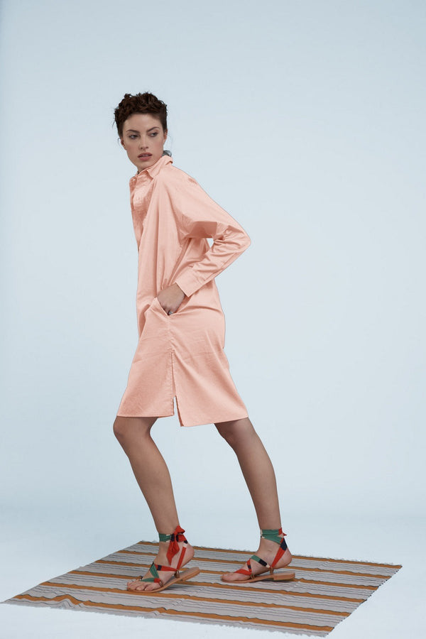 Mare di Latte - ADEA SHIRT DRESS COTTON