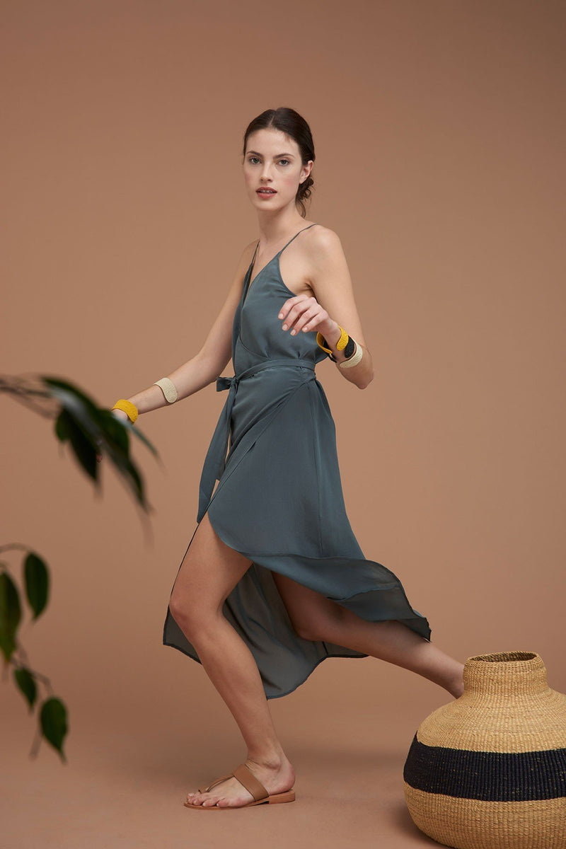 Mare di Latte - ELEA DRESS SILK