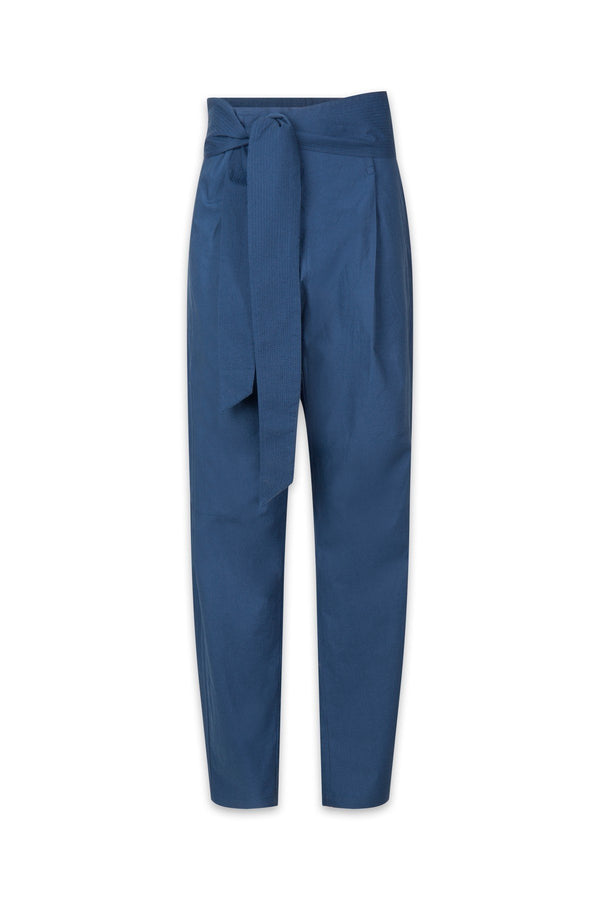 Mare di Latte - FISHERMAN PANTS POPELINE