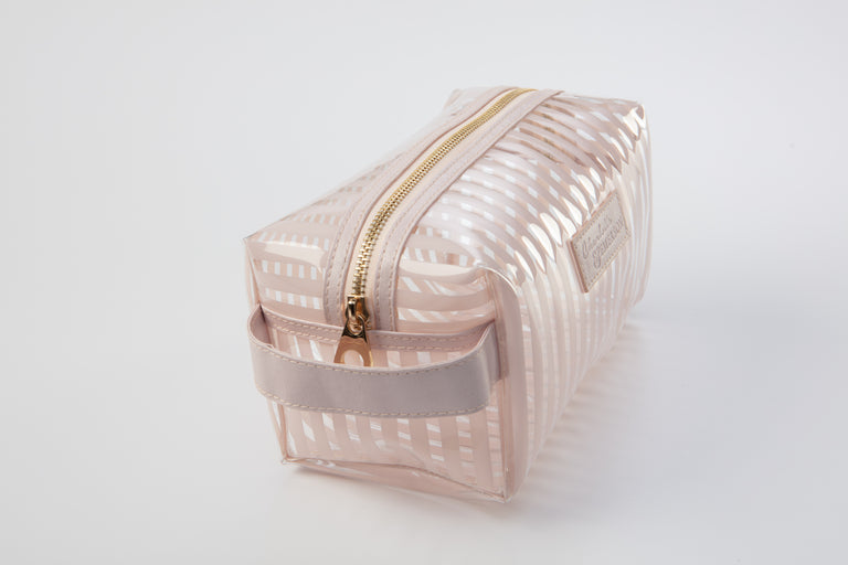 Charlotte & Emerson Victoria Clear Bag