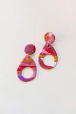Victoria Polymer Clay Earrings