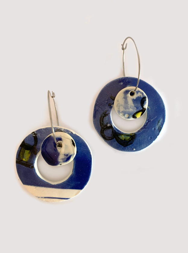 Aarya Ceramic Earrings