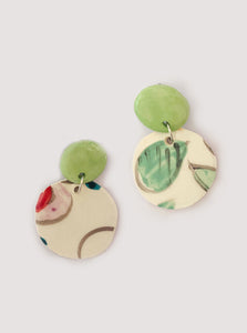 Adaline Ceramic Earrings