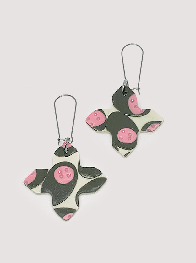 Harmony Polymer Clay Earrings