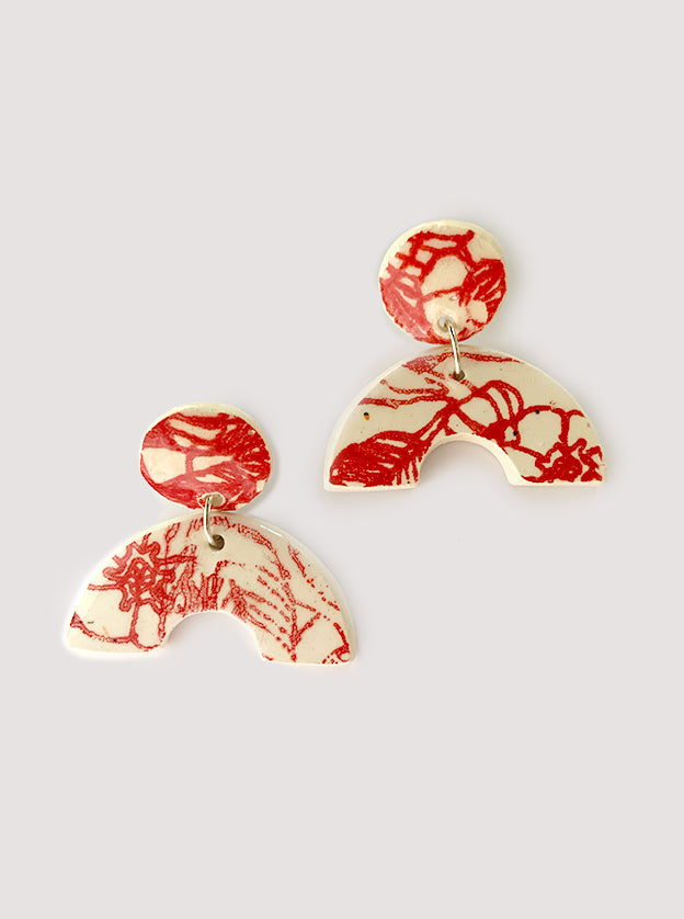 Harper Ceramic Earrings