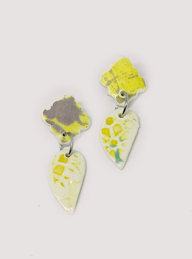 Maddy Ceramic Earrings