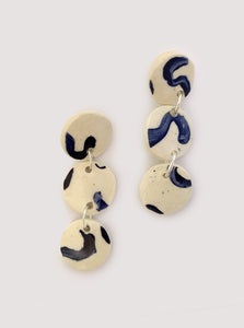 Mia Ceramic Earrings