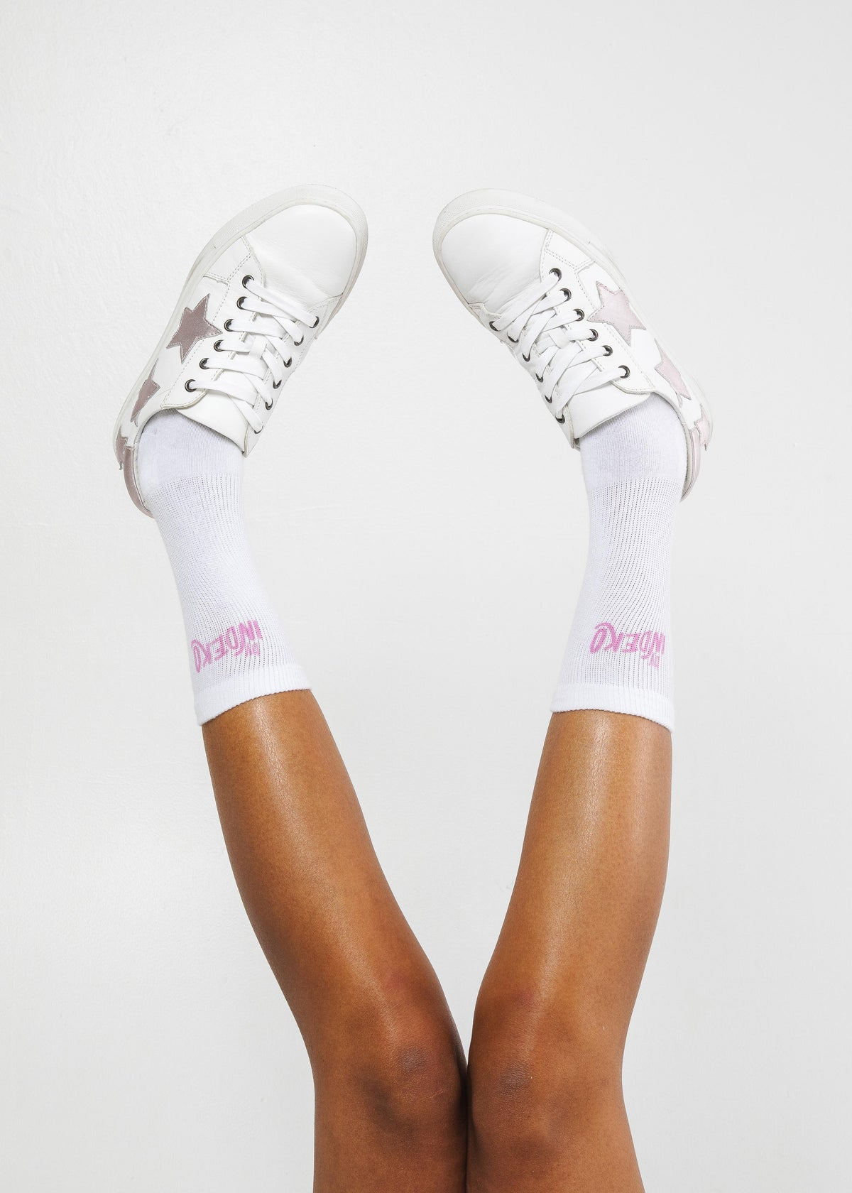Social Socks - White
