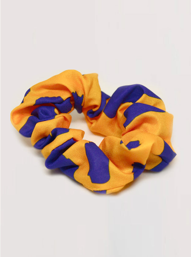 Scrunchie Orange