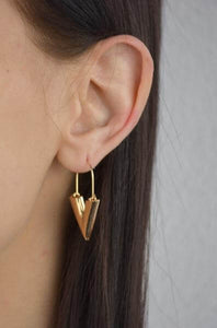 V-Shaped Earring