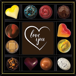 With Love - Say it in Chocolate (12)