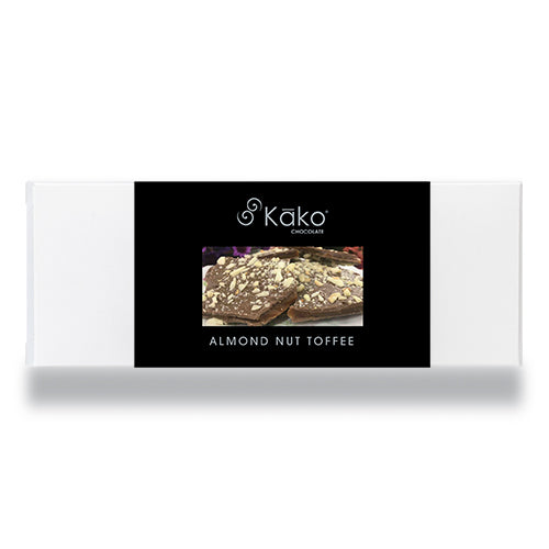 Kāko Chocolate Almond Nut Toffee