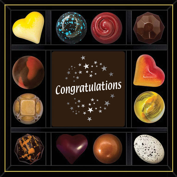 Congratulations - Say it in Chocolate (12)