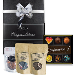 Kāko Chocolate Gift Hamper - Congratulations