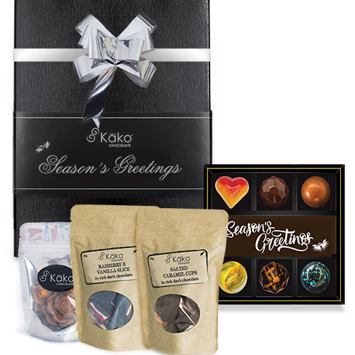 Kāko Chocolate Gift Hamper - Season's Greetings
