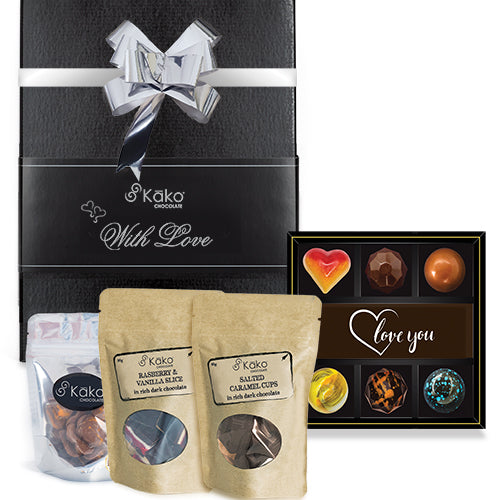 Kāko Chocolate Gift Hamper - With Love