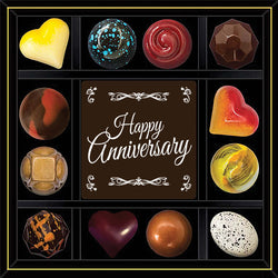 Happy Anniversary - Say it in Chocolate (12)