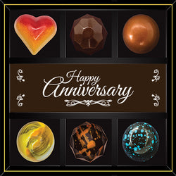 Happy Anniversary - Say it in Chocolate (6)