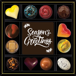 Season's Greetings - Say it in Chocolate (12)