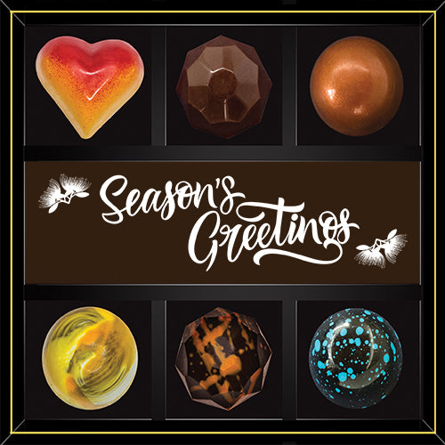 Season's Greetings - Say it in Chocolate (6)