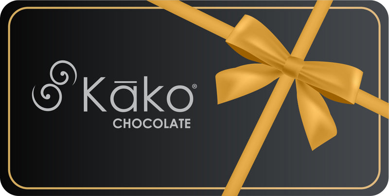 Kako Chocolate Gift Card