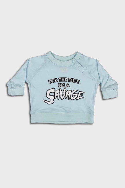 sweatshirt || savage