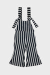 bell overalls || heather gray